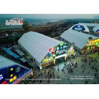 International Beer Festival Qingdao Station Sports Shelter Tent LIRI Aluminum Structure For Holiday