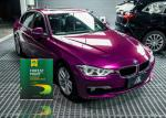 1L/Tin 2K Gloss Car Paint Purple High Hardness Topcoat Eco Friendly