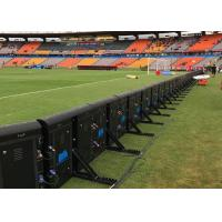 China Inside Sport Arena Stadium LED Screens Perimeter Scrolling Message Boards P10 Smd 3 In 1 on sale
