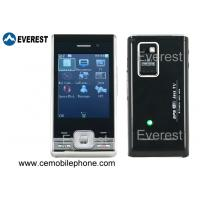 WIFI Enabled Mobile Phones TV mobile phone GPS dual sim mobile phone Everest F029
