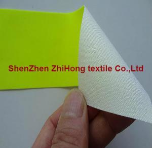 China Tela reflexiva amarilla/anaranjada del algodón ignífugo coloreado alta on sale