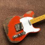 New standard Custom ,TELE 6 Strings Maple fingerboard handwork Electric Guitar