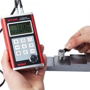 China The New Design Product Portable Ultrasonic Thickness Gauge on sale