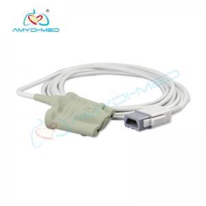 China Compatible GE-OHMEDA reusable 3m spo2 sensor DB9 9pin on sale