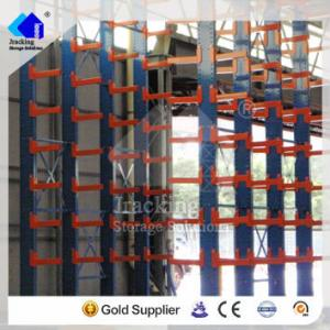 China Warehouse PVC Heavy arm cantilever racking on sale