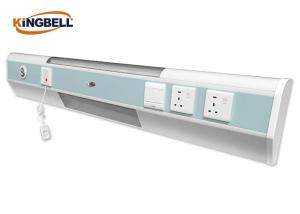 China Gas Outlets Medical Bed Head Unit KB6200B With 1 Pcs Gas Outlets on sale
