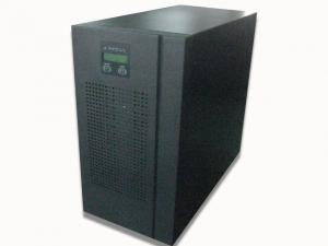 China RS232 DSPC6 - 20kVA EPO Tower LCD Pure Sine Wave Online UPS Systems With Lower Noise supplier