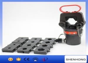 China 13T Split Unit Overhead Line Construction Tools Hydraulic Crimping Head CO-500 on sale