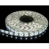 Long life aquarium 5050 SMD waterproof 12 volt led strip lights with 3 LEDS cuttable