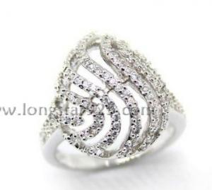 China 925 sterling silver rings on sale