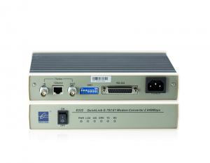 China Desktop Installation Protocol Converter RS-232 To E1 Converter With 1 Port on sale