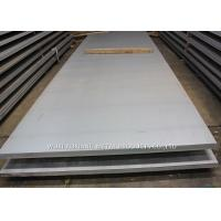 DIN 1.4401 Hot Rolled Plate Steel 316 / 3MM Stainless Steel Plate NO1 Finish