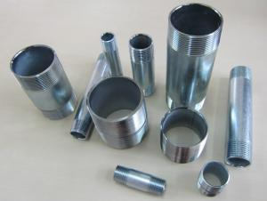 China Stainless Steel Electrical Conduit Pipe Fittings , EMT Pipe Fittings With Die Casting on sale