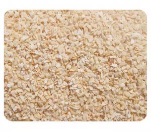 China Creamy White Dehydrated Garlic Granules / Dried Minced Garlic SDV-GARG1620 on sale
