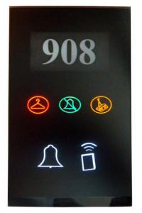 China Home Automation Door Bell Touch Panel with Accsess Control on sale
