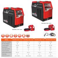 MIG/MMA-F-M19 Series Inverter CO2 GAS PROTECTION WELDING MACHINE( INTERGRATED)