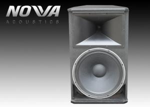 China Acoustic Concert Sound System Black 450 Watt With 15 Inches Speaker on sale