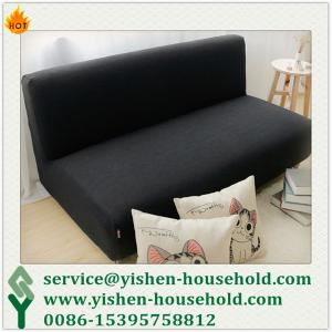 China Yishen-Household Italian strong Stretch grey sofa cover 3 seater sofa cover sofa slipcover sofa cushion cover designs on sale