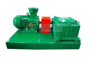 China 5.5KW Drilling Mud Agitator with Gearbox for Horizontal Directional Drilling from TR Solids Control on sale