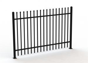 China USA Wrought Iron Fence/Garden Fence/Fence Panel/Steel Fence/Iron Fence/Fencing on sale