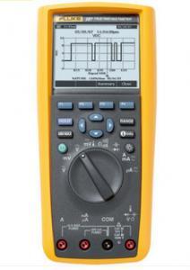 China Fluke 287 289 Digital Clamp Meter Multimeter For Temperature Instrumentation on sale