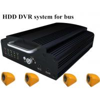 GPS Fleet Management 3G Mobile DVR Total System For School Bus