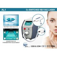 Portable Q Switched Nd Yag Laser Tattoo Removal Machine 1064nm 532nm 1320nm