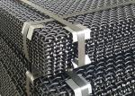 Stone Crusher Machine Parts Weave Type Anti-clogging Screen Mesh Specification