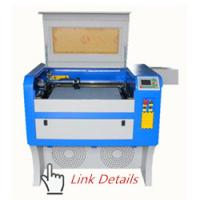 China 40x60 Cm Small Laser Wood Cutting Machine , Non Metal Acrylic Laser Engraving Machine on sale