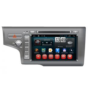 China Honda 2014 Fit Jazz Navigation System Car Android Multimedia Bluetooth RDS TV on sale