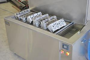 China Cleaning Engines Monobloc / Gasoline And Diesel Vehicle Injectors Ultrasonic Cleaning Machines on sale