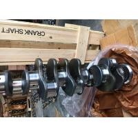 China 6 Cylinders Diesel Engine Crankshaft KOMATSU Excavator Parts PC200-8 PC240LC-8 on sale
