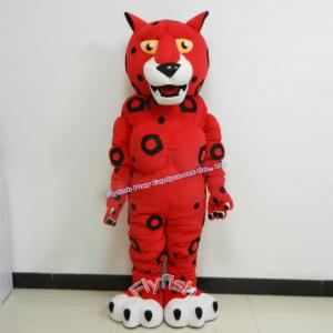China adult tiger mascot costume costumes on sale