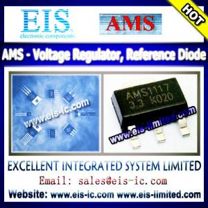 China AMS34063P - AMS - DC-TO-DC CONVERTER CONTROL CIRCUIT - sales009@eis-limited.com on sale