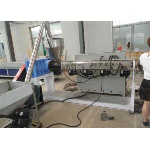 China PVC Window Door Plastic Profile Production Line For Window And Door Profile on sale