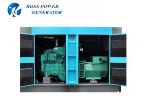 China 120kw 150 KVA Cummins Diesel Generator Low Noise 1500RPM Rotating Speed on sale