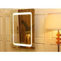 Bathroom 42 Inch Waterproof Mirror Tv 5mm Thick Glass Scratch Resistance