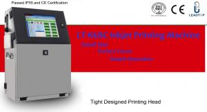 China Small Character Automated Packaging Machine Ink Jet Date Printer on sale