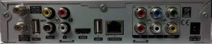 China partager le TUNER PSR934HD du récepteur satellite CA+USB (PVR) +HDMI+LAN+TWIN de la haute définition on sale