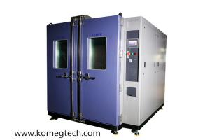 China Customized Touch Screen Test Walk-In Chamber Mobile Devices 2 Years Warranty on sale