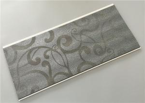 China Weather Resistance Plastic Laminate Panels Black Artistic With ISO9001 / SGS Certificate on sale