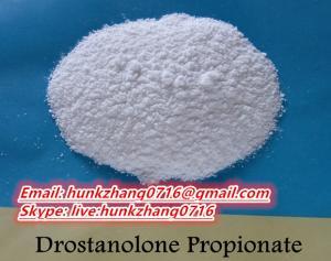 China CAS 521-12-0 Drostanolone Propionate Masteron Steroids , Masteron Propionate High Purity on sale