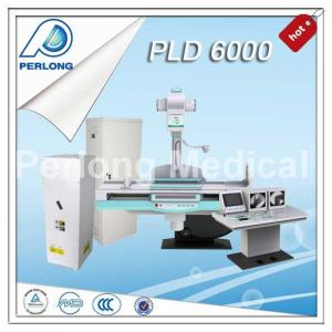 China healthcare x ray fluoroscopy machine PLD6000 on sale