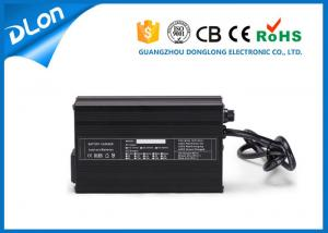 China Alumium case 12V battery chargers 3 stage model CC CV trickle charger 1amp to 6amp on sale