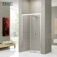 900 X 900mm Fiberglass Shower Door / One Sliding Enclosed Shower Room