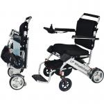 4 Wheel Electric Mobility Elder Scooter