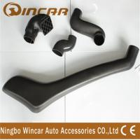 UV resistance Nissan Navara D40 Diesel Snorkel 4x4 Left Side In Black Color