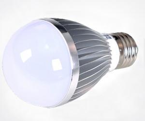 China High Effiency Samsung E26 / E27 LED Globe Bulbs 3W G50 With CE RoHS on sale