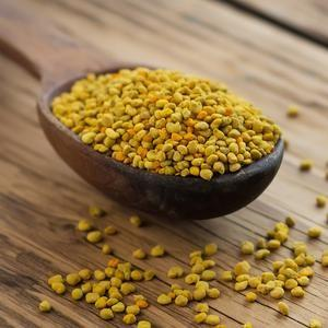 China Raw Bee Pollen Granules 1kg package on sale