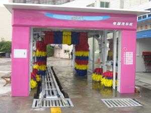 China economical car washing machine made in china guangzhou on sale